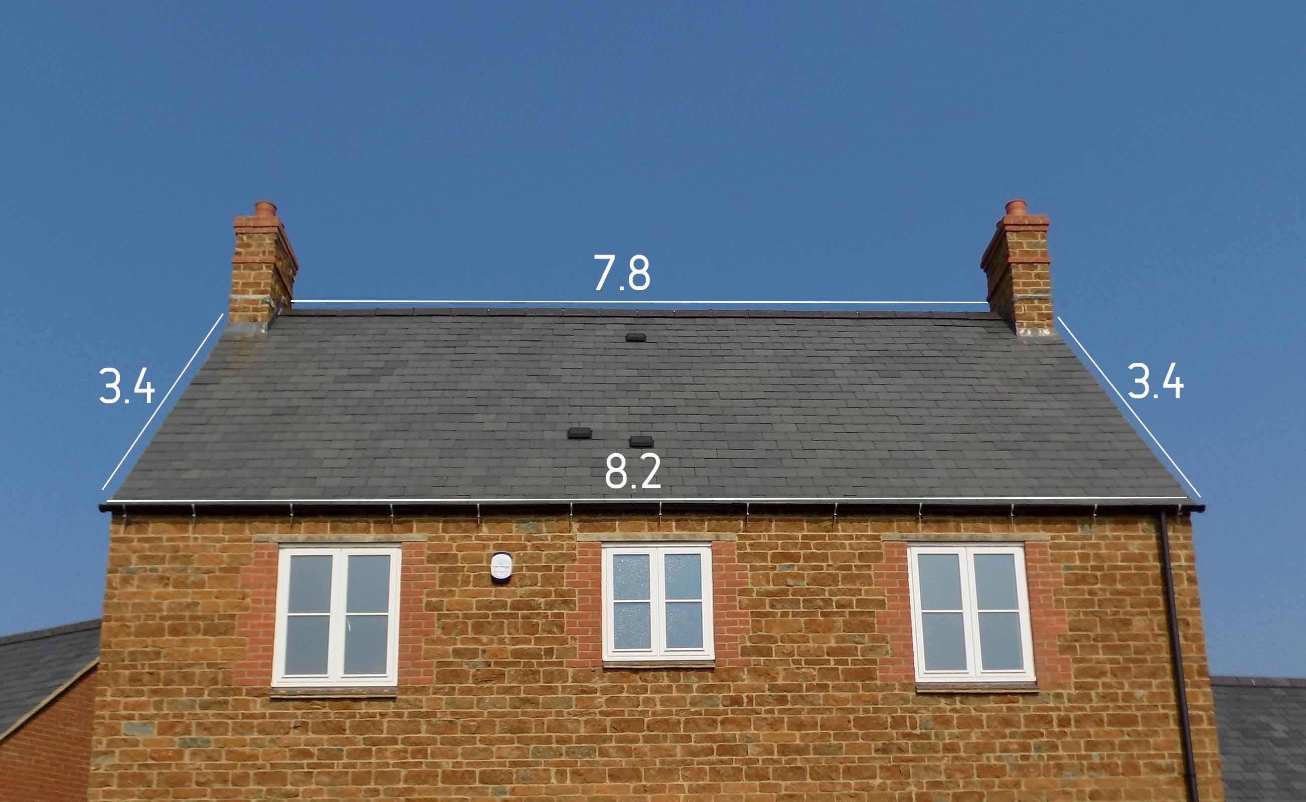 roof slate calculator